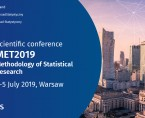 "Scientific conference ""Methodology of Statistical Research"" 3-5 July 2019, Warsaw Foto"