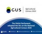 The Polish Parliament adopted the Act on the National Agricultural Census 2020 Foto