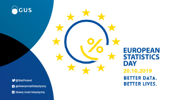 European Statistics Day, 20 October 2019