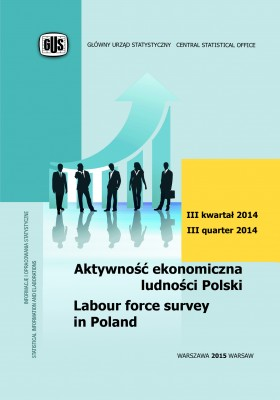 Labour force survey in Poland in 3 quarter 2014