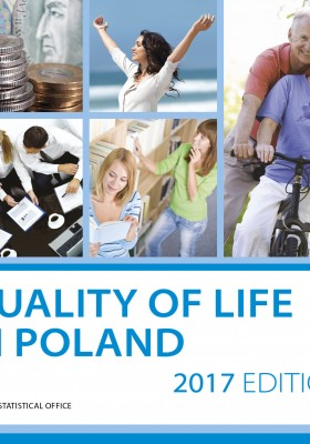 Quality of life in Poland. 2017 edition