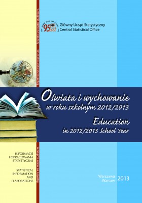 Education in the school year 2012/2013