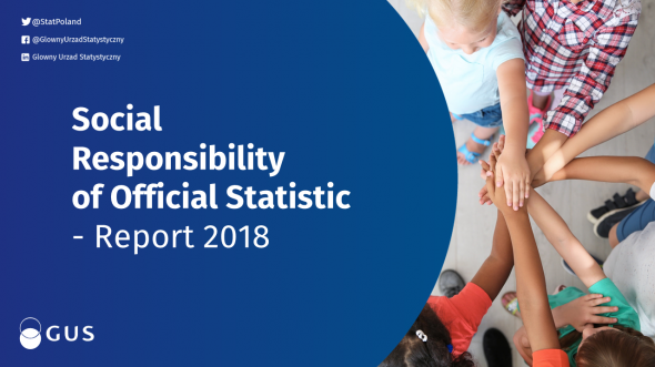 Social Responsibility of Official Statistics. Report 2018