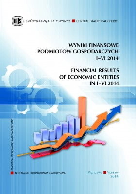 Financial results of economic entities in I–VI 2014