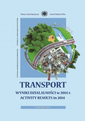Transport - activity results in 2014