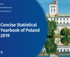 Concise Statistical Yearbook of Poland 2019 Foto