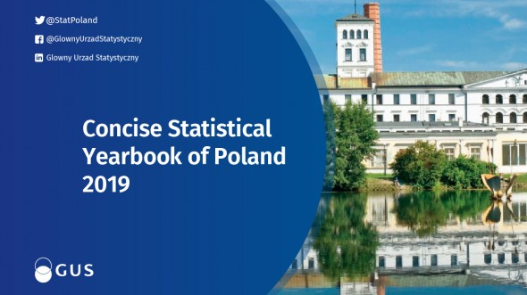 Concise Statistical Yearbook of Poland 2019