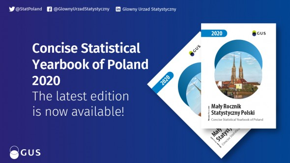 Concise Statistical Yearbook of Poland 2020