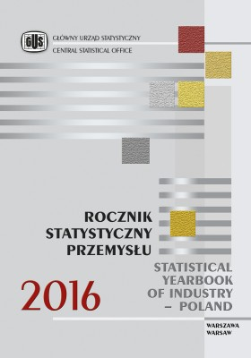 Statistical Yearbook of Industry 2016