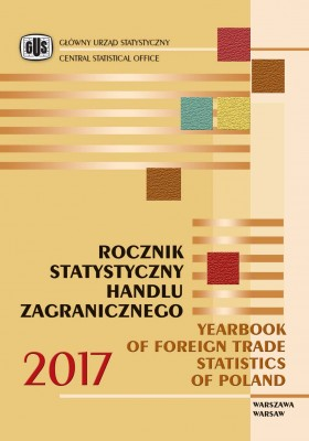 Yearbook of Foreign Trade Statistics 2017