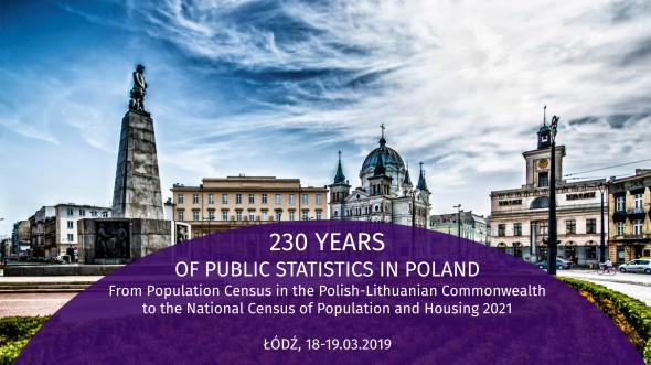 Conference 230 Years of Public Statistics in Poland