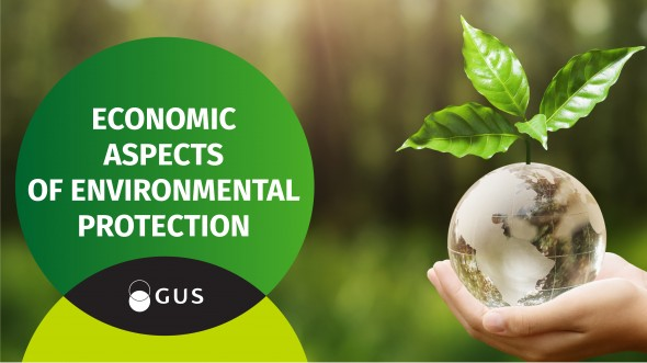 Infographic - Economic aspects of environmental protection