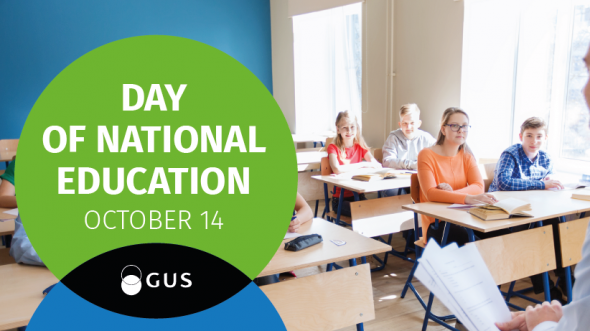 Infographic - Day of National Education,  October 14