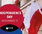 Infographics - Independence Day (11 November) Foto