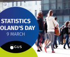 Infographic - Statistics Poland's Day (9 March) Foto