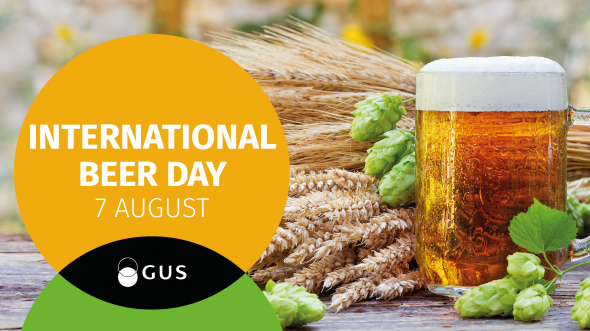 Infographic - International Beer Day 7 August 2020