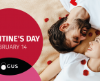 Infographic - Valentine's Day - February 14 Foto