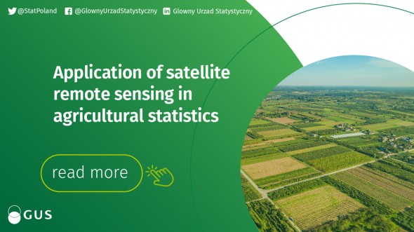 Results of the application of satellite remote sensing methods for the development of a preliminary estimate of the main agricultural and horticultural crops