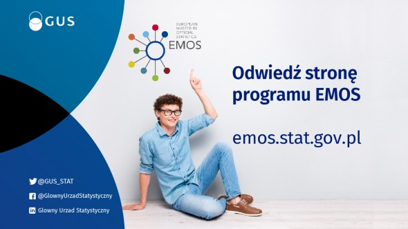 EMOS - European Master in Official Statistics