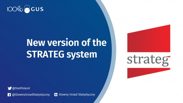 New version of the STRATEG system