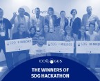 Hackathon – meet the winners Foto
