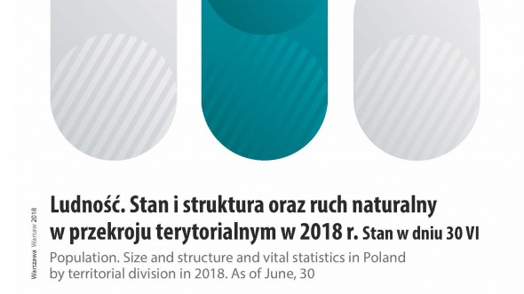 Population. Size and structure and vital statistics in Poland territorial divison in 2018. As of June, 30