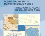 Gross Domestic Product - Regional accounts in 2015 Foto