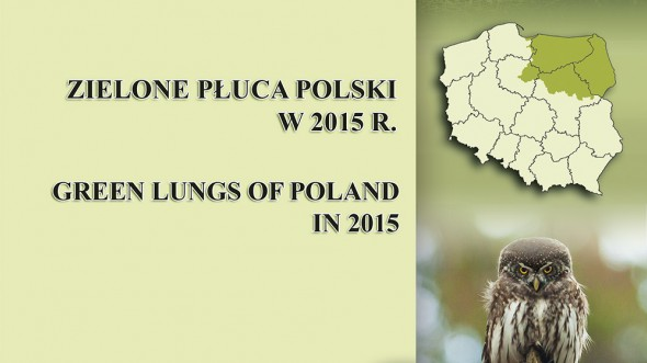 Green Lungs Of Poland in 2015