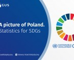 A picture of Poland. Statistics for SDGs Foto