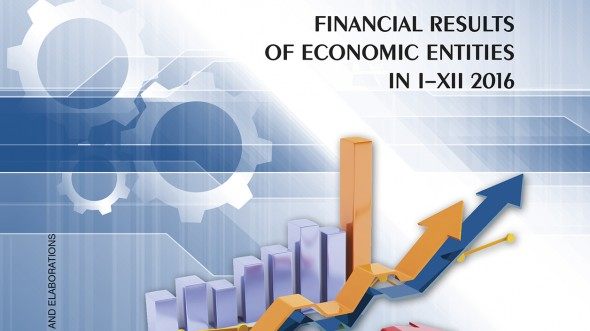 Financial results of economic entities in I–XII 2016