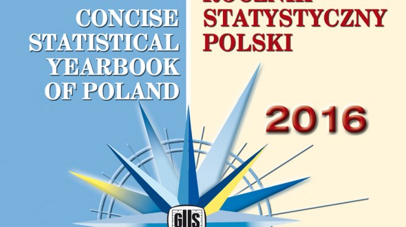 Concise Statistical Yearbook of Poland 2016