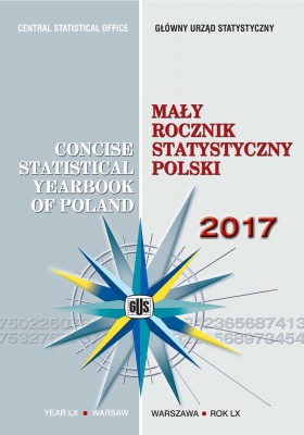 Concise Statistical Yearbook of Poland 2017