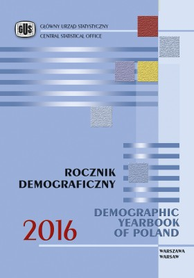 Demographic Yearbook of Poland 2016
