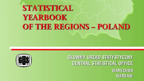 Statistical Yearbook of the Regions - Poland 2015