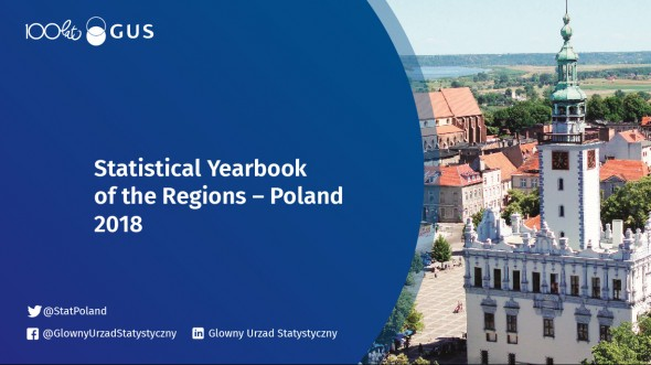 Statistical Yearbook of the Regions - Poland 2018