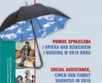 Social assistance, child and family services in 2016 Foto