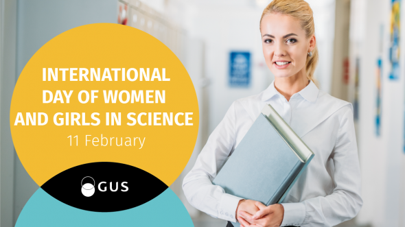Infographic - International Day of Women and Girls in Science