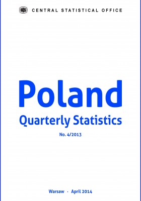 Poland Quarterly Statistics No. 4/2013
