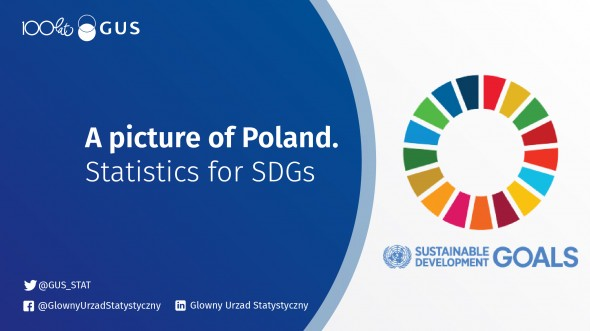A picture of Poland. Statistics for SDGs